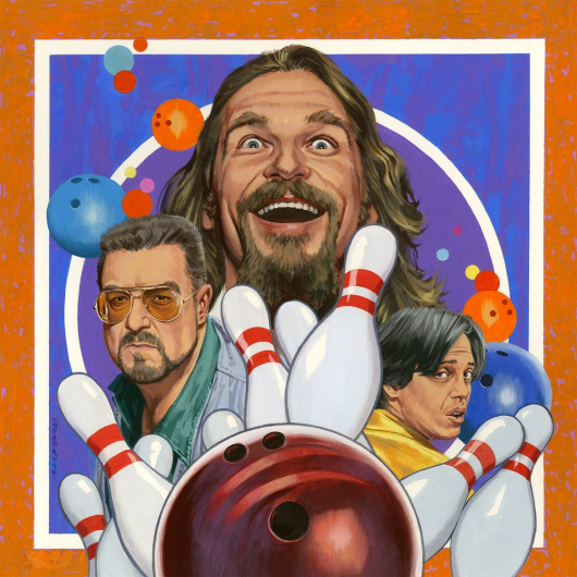The Big Lebowski - Original Motion Picture Soundtrack LP