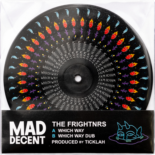 The Frightnrs - Which Way (Zoetropic Pic Disc)