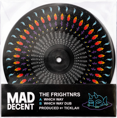 The Frightnrs -Which Way (Zoetropic Pic Disc)