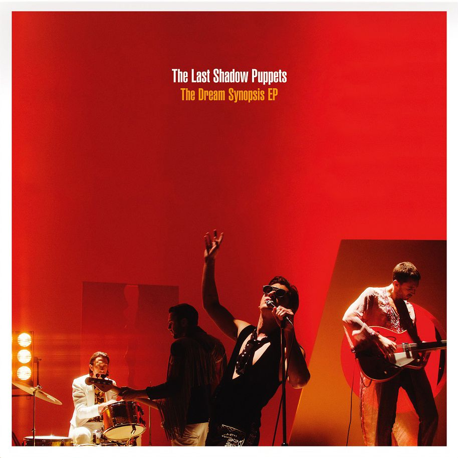 The Last Shadow Puppets The Dream Sy Colored Vinyl