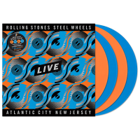The Rolling Stones -Steel Wheels Live (Live From Atlantic City, NJ, 1989)
