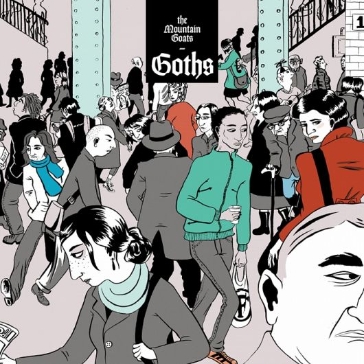 The Mountain Goats - Goth