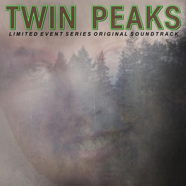 Twin Peaks Limited Event Series Soundtrack Colored Vinyl