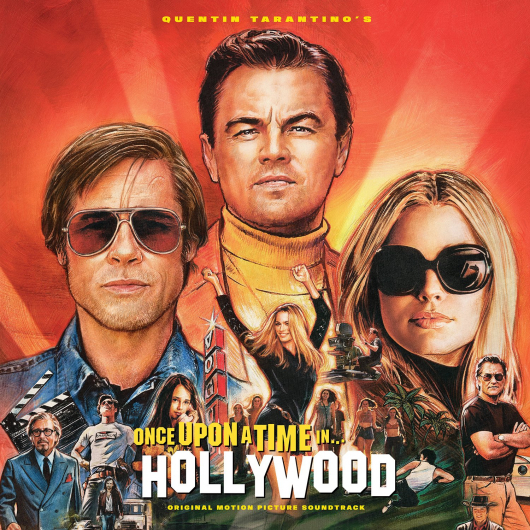 VA - Once Upon A Time In Hollywood Soundtrack