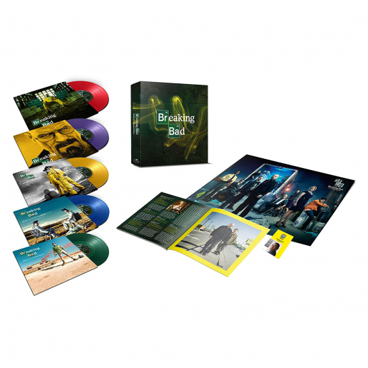 Various Artists - Breaking Bad (Music From the Original TV Series)