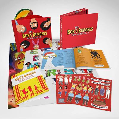Various Artists - The Bob's Burgers Music Album Vol. 2
