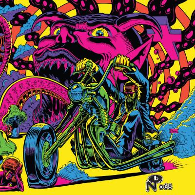 Various Artists -Warfaring Strangers: Acid Nightmares