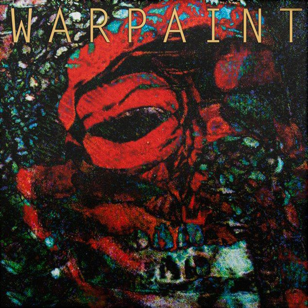 Warpaint The Fool Re Issue Colored Vinyl