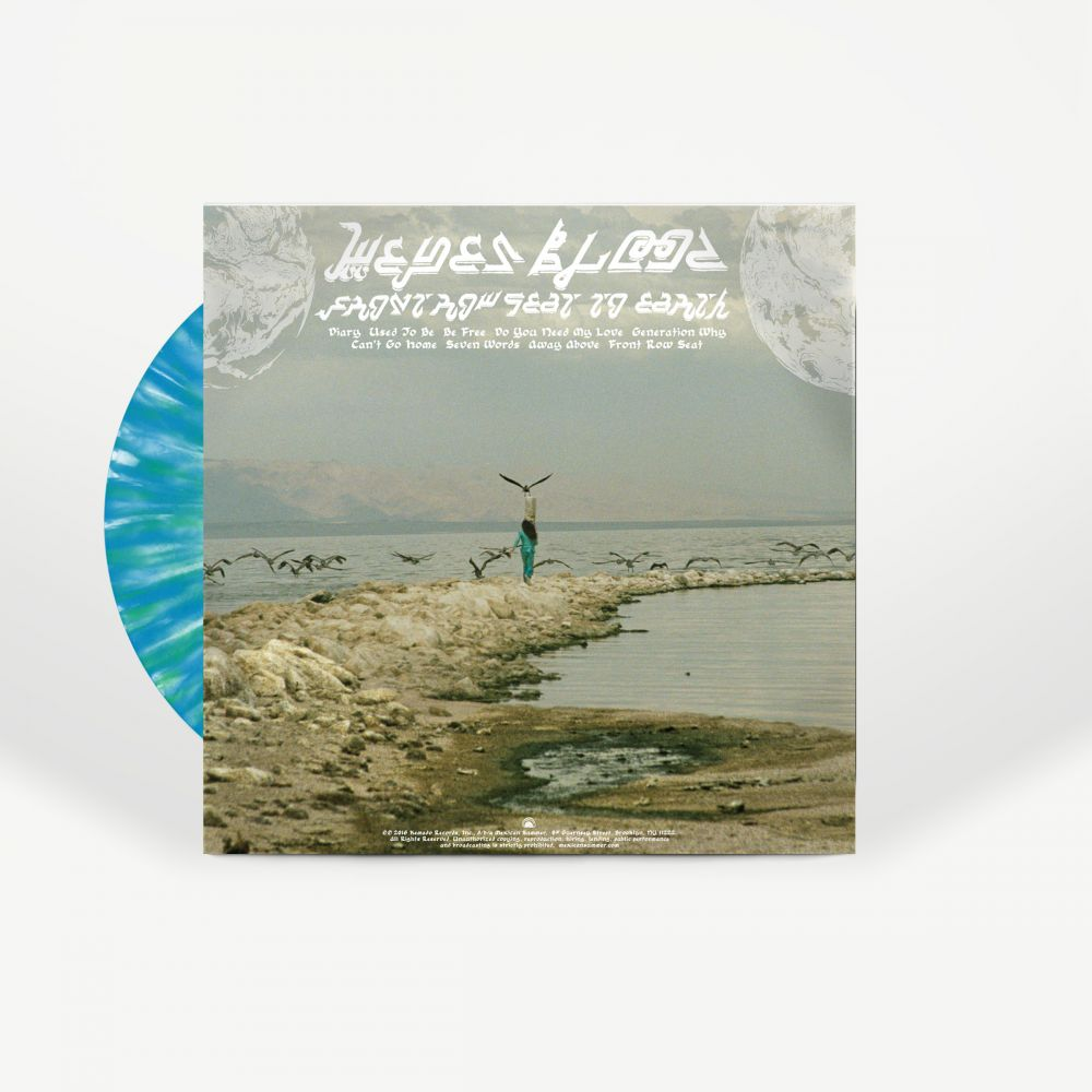 Weyes Blood Front Row Seat To Earth Colored Vinyl